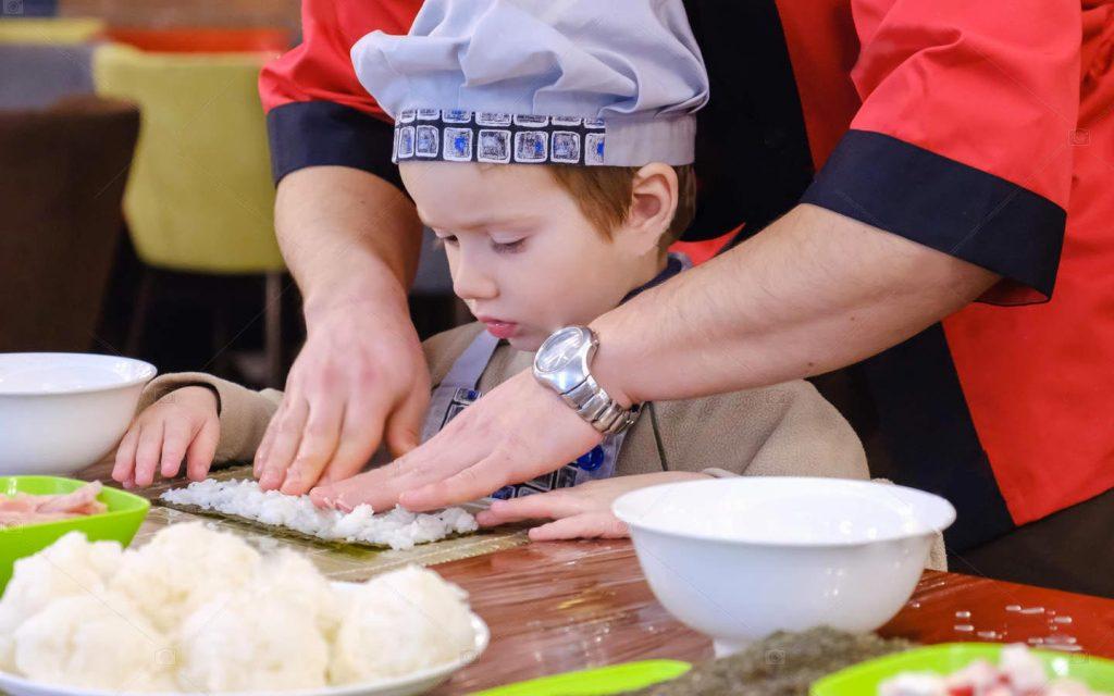 taller-de-sushi-para-niños